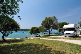 kamp prikolica na hrvaškem