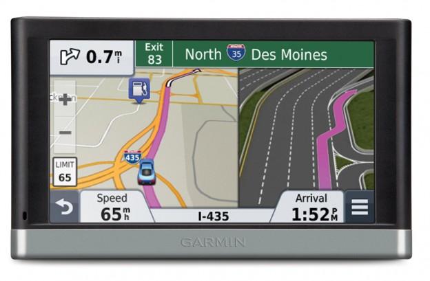 garmin cestna navigacija