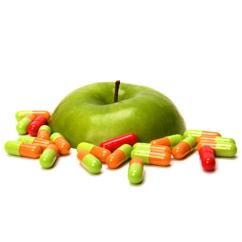 zdrava prehrana je pomembna