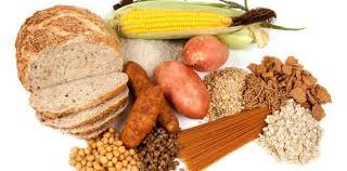 ogljikovi hidrati se v prehrani pojavljajo v različnih oblikah