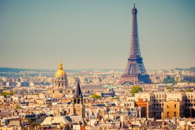 Pariz. Francija